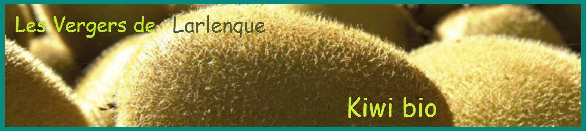 Kiwibio Les Vergers de Larlenque